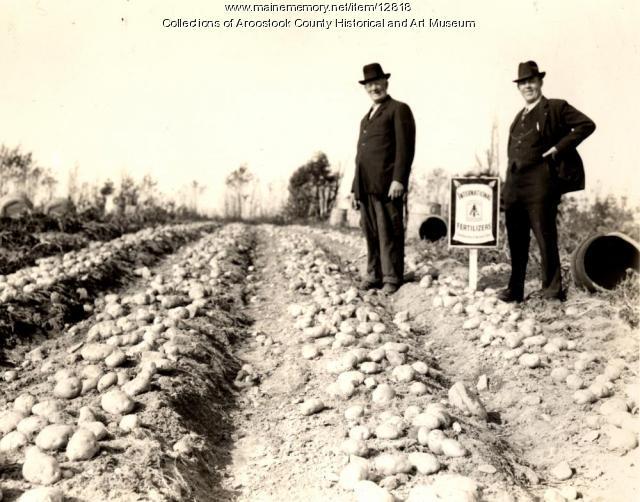 F.W. Osborne and Son farm, Fort Fairfield