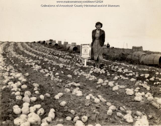 Fred Urquhart Farm, Presque Isle