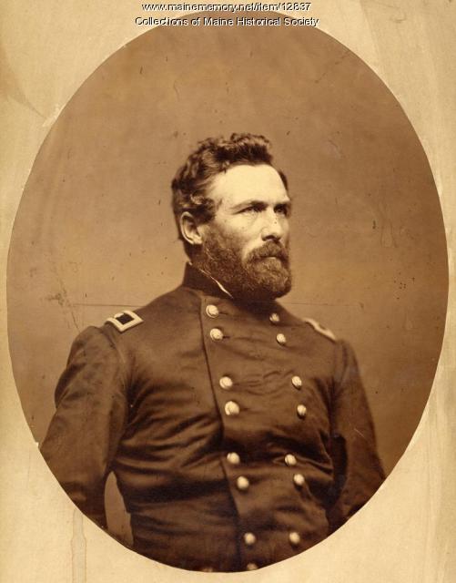 General Hiram Berry, Rockland