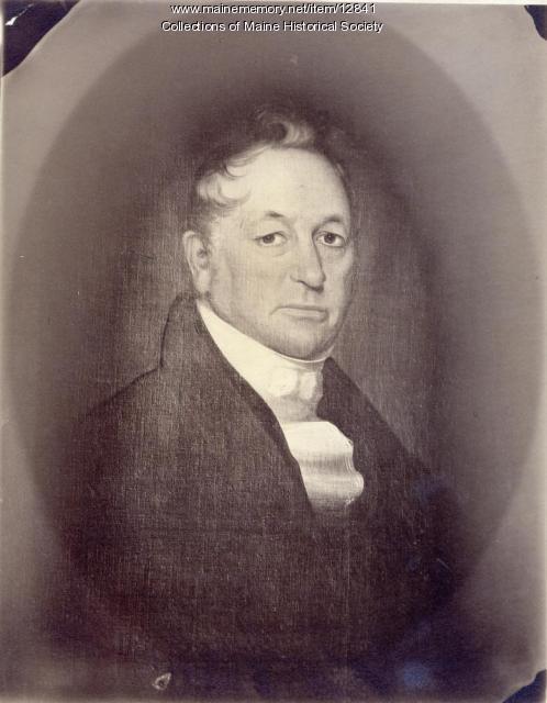 John Chandler, Portland, ca. 1810