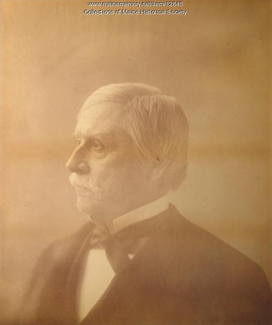 Bion Bradbury, ca. 1880