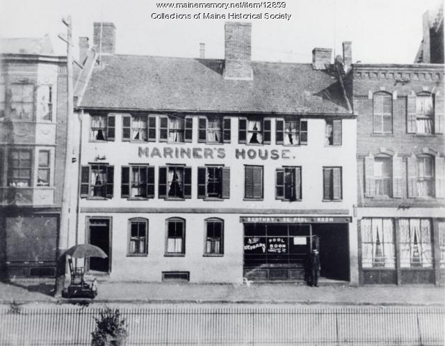 Mariner's House, Portland, ca. 1920