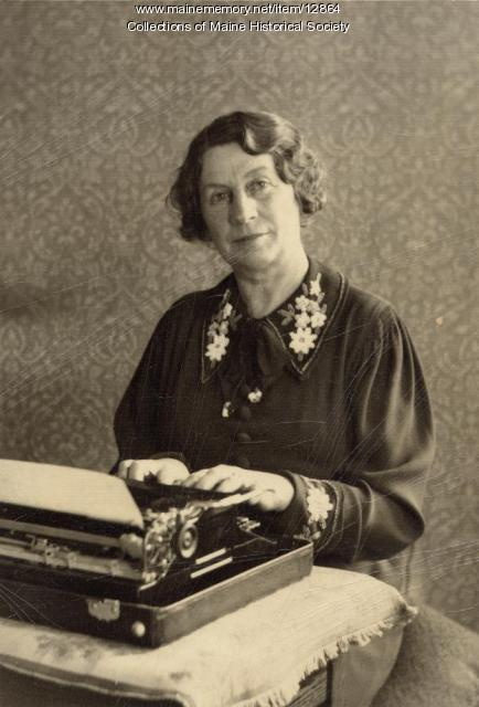 Emmie B. Whitney, 1939