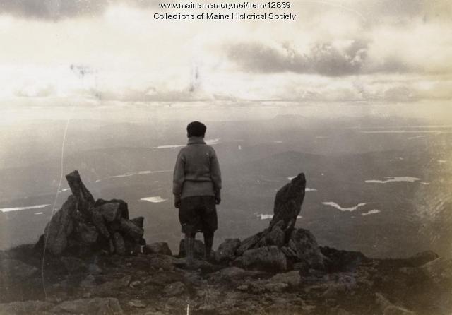 On Katahdin, 1931