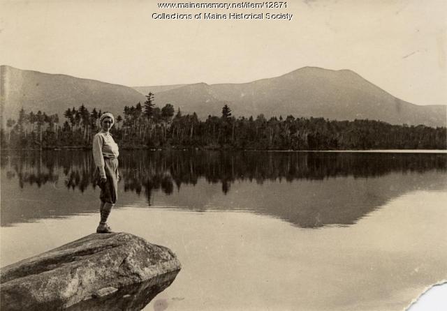 Electa McLain, Daicy Pond, 1931