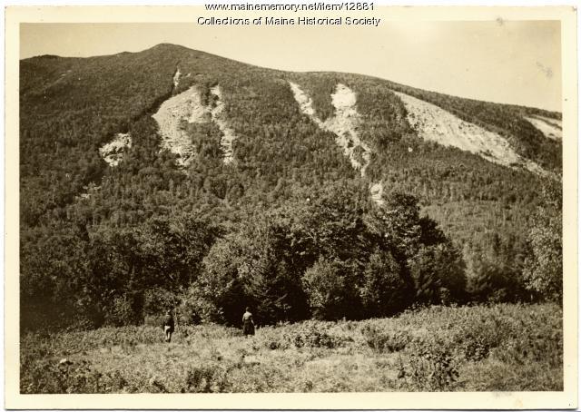 New slides, Double Top, September 1932