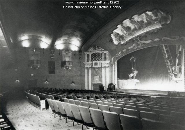 State Theater, Portland, ca. 1930