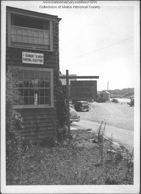 Ogunquit School of Painting and Sculpture, 1937