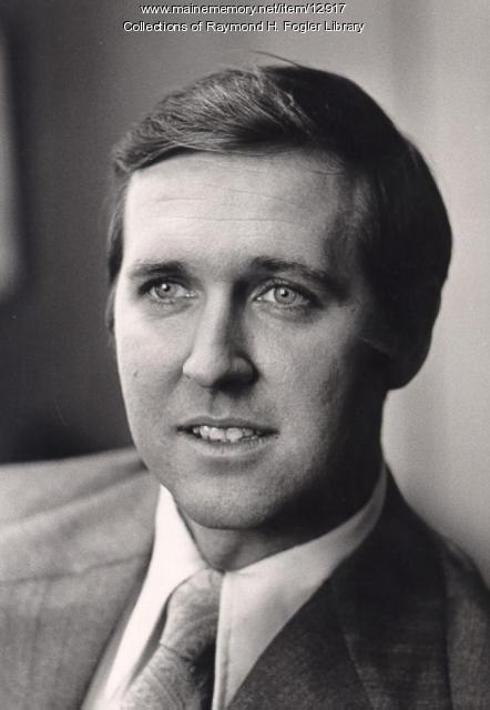 William S. Cohen, 1972