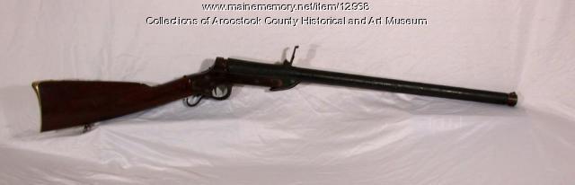 Model 1862 .52 rimfire carbine