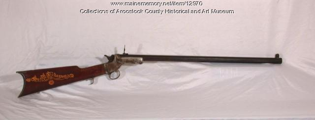 J. Stevens and Company rifle, 1864