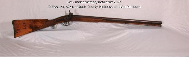 Shotgun, 1860
