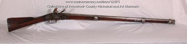 Sprigfield Type III musket, 1811