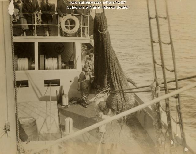 The Kingfisher, ca. 1917