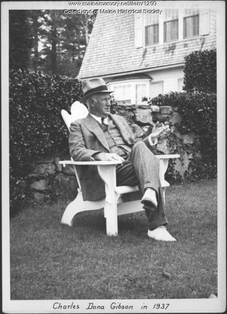 Charles Dana Gibson in 1937