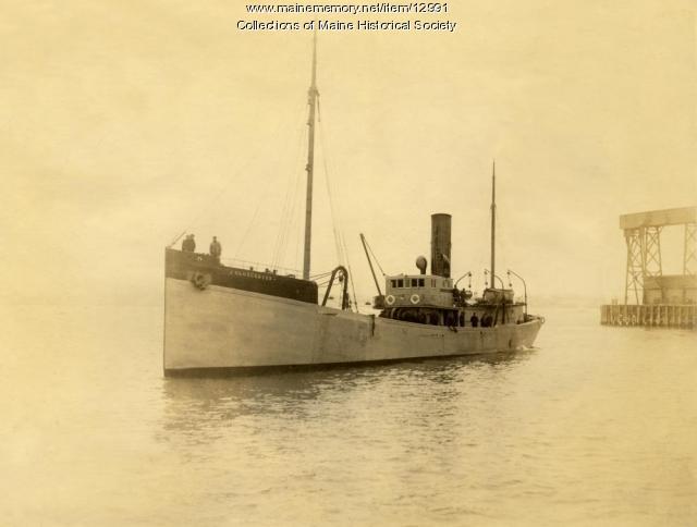 Gloucester, Portland Company, ca. 1919