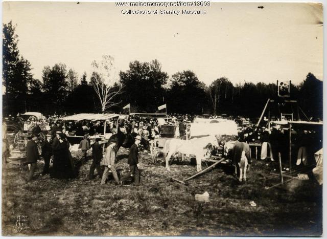 North New Portland Fair, ca. 1908