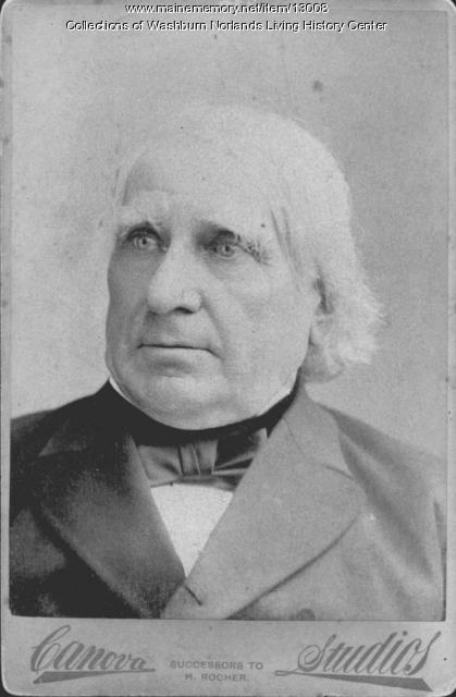 Elihu Benjamin Washburn