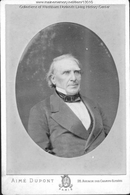 Elihu Benjamin Washburne