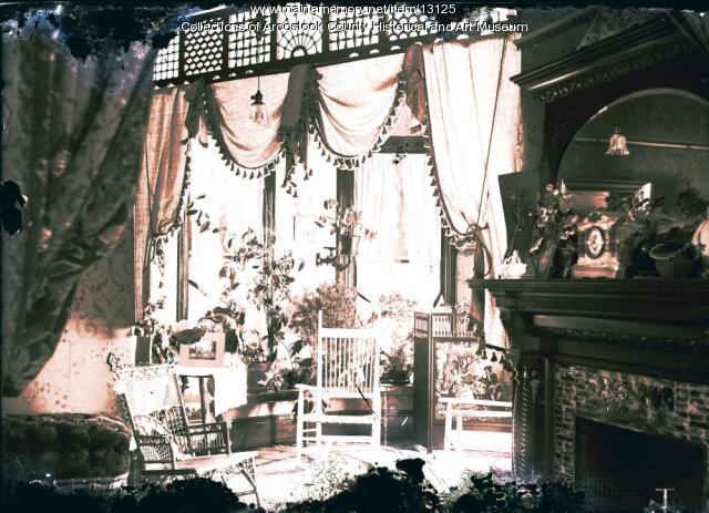 French House Solarium, Houlton, c. 1910