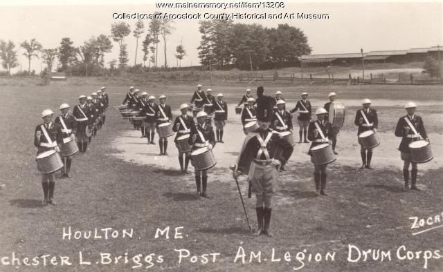American Legion Drum Corp, Houlton