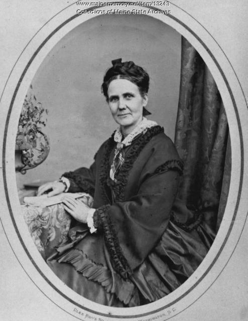 Isabella Fogg, ca. 1860