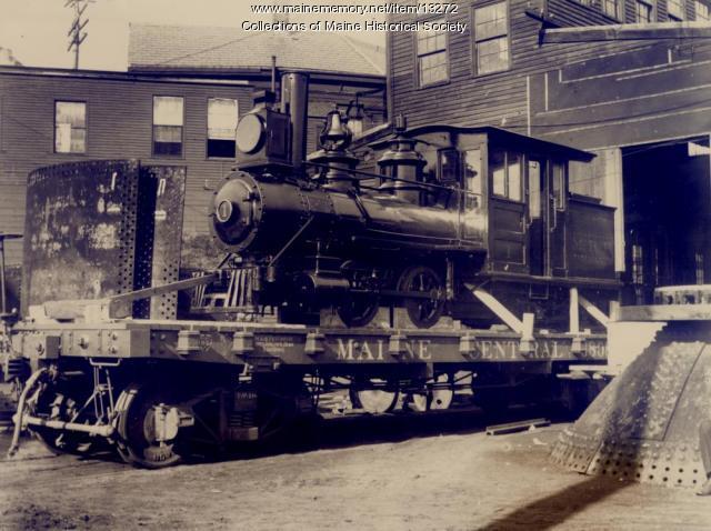 Monson No. 1, Portland, 1910