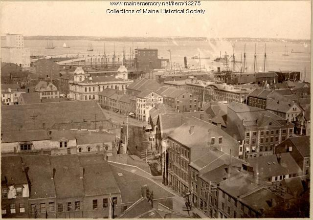 Portland views, ca. 1900