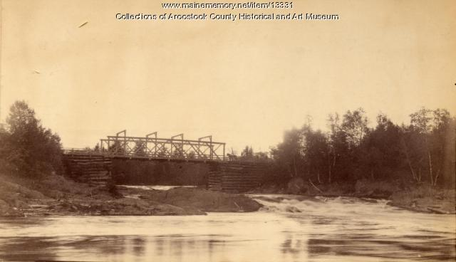 Red Bridge, Jackson Falls, Houlton