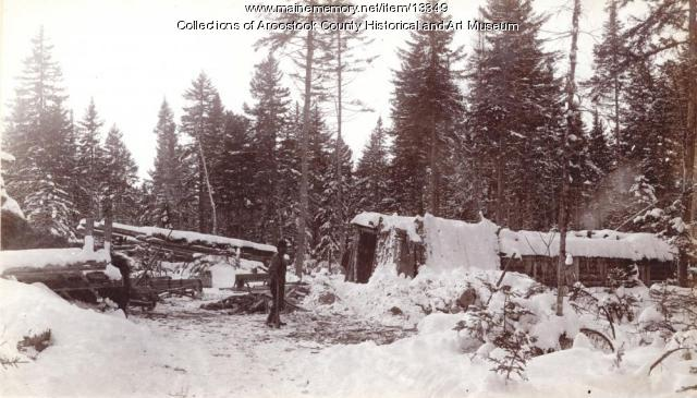 Hatfield's Logging Camp