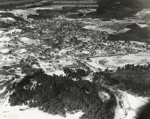 Fairgrounds, Norway, ca. 1944