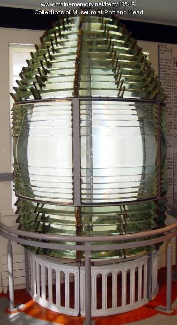 Lens for Portland Head Light