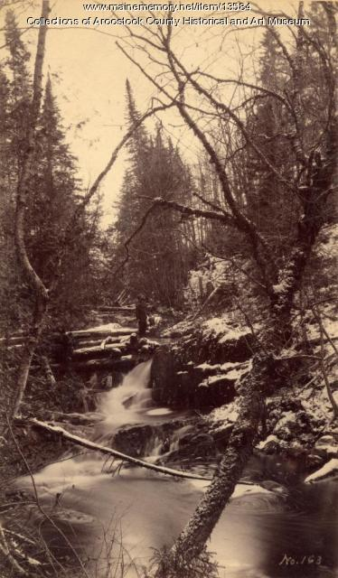 Old Dam on Cooks Brook
