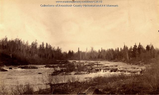 St. Croix Stream, 1891