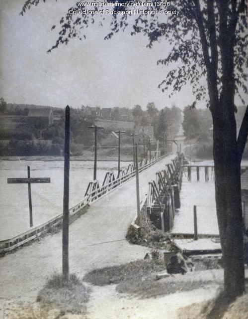 Verona Bucksport bridge