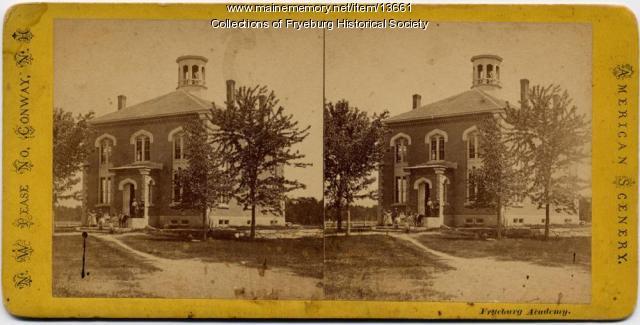 Fryeburg Academy, ca. 1900
