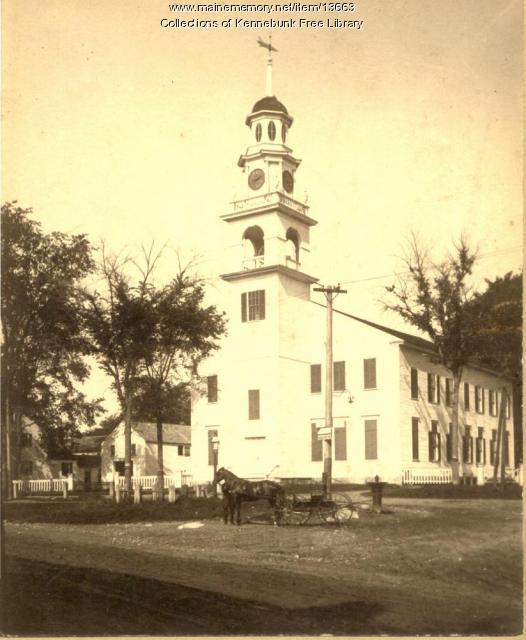 Unitarian Church, Kennebunk, 1905