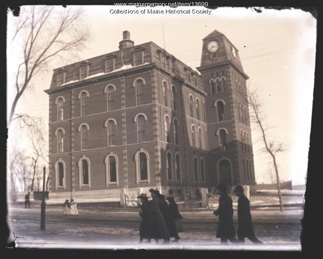 North School, Portland, ca. 1890