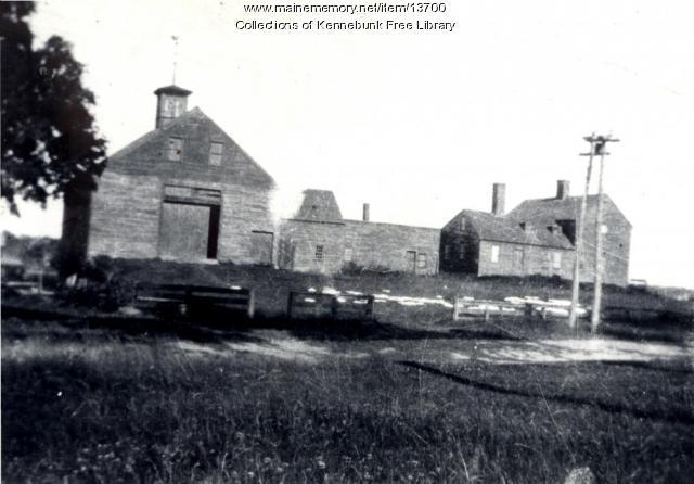 The Mitchell Garrison in Lower Village, Kennebunk