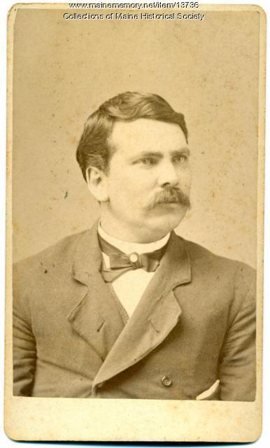 Sumner C. Watkins, South Casco, ca. 1900