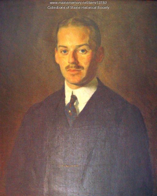 Walter Goodwin Davis, Portland, 1914