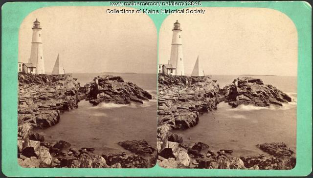 Portland Head Light, Cape Elizabeth, ca. 1900