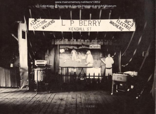 L. P. Berry, Houlton, c. 1920