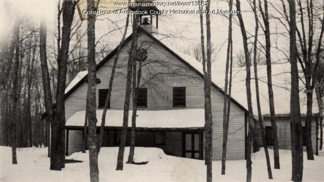 Littleton Campground Tabernacle, ca. 1930