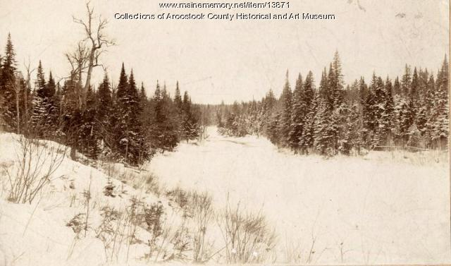 Winter in Aroostook County