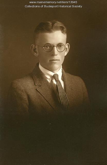 Perl Vernon Farrington