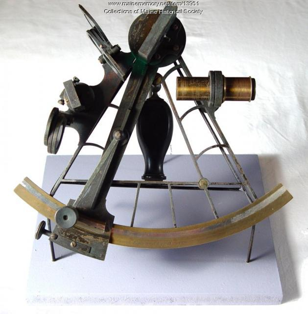 Spencer, Browning and Rust sextant, ca. 1830