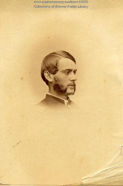 Lt. Col. Thomas Davee Chamberlain