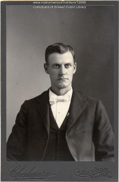 Charles D. Snow, Brewer, ca. 1900