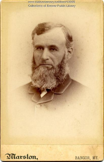 Charles Green, Brewer, ca. 1870